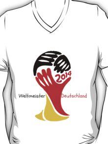 FIFA World Cup Champion  Deutschland Glückwunsch T-Shirt