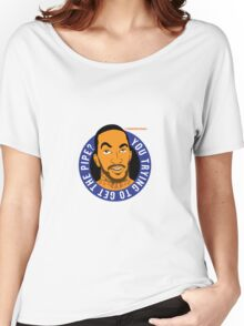 """JR Smith - """"you trying to get the pipe"""" @theknickswall Women's Relaxed Fit T-Shirt"""