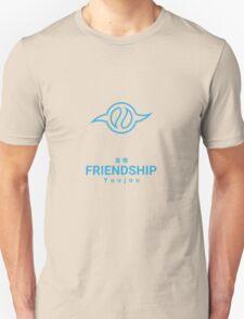 Crest of Friendship Unisex T-Shirt