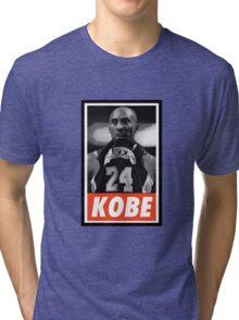 (BASKETBALL) Kobe Bryant Tri-blend T-Shirt