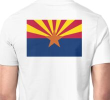 ARIZONA, Arizonan Flag, Flag of Arizona, State flags of America, USA Unisex T-Shirt
