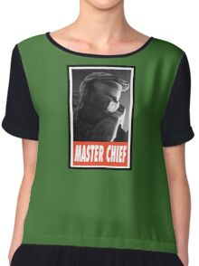 (GEEK) Master Chief Chiffon Top