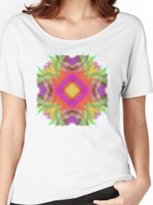 mantra Women's Relaxed Fit T-Shirt