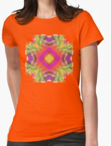 mantra Womens Fitted T-Shirt