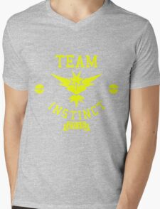 team instinct - pokemon Mens V-Neck T-Shirt