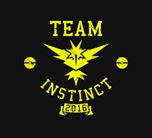 team instinct - pokemon Unisex T-Shirt
