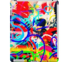 Crazy Graffiti iPad Case/Skin