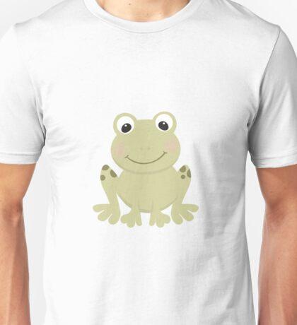 Cartoon Frog Unisex T-Shirt