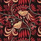 Russian birds by chupalupa