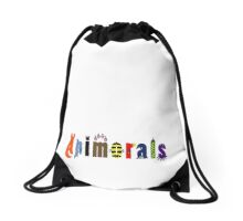 Animorals Animals Drawstring Bag