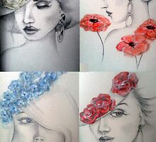 sketching by ioana-m