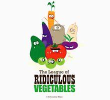 The League of Ridiculous Vegetables Unisex T-Shirt