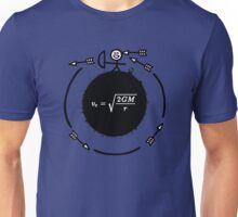 Escape Velocity Unisex T-Shirt