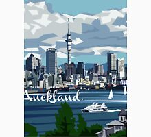Auckland Harbour T-Shirt