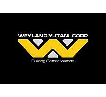 WEYLAND YUTANI CORP. Photographic Print