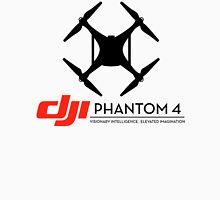 Phantom 4 DJI New Design Imagine Drone black text Unisex T-Shirt