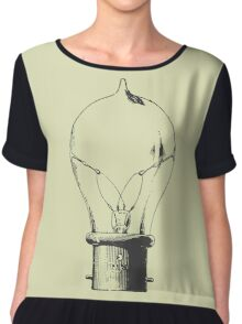 Bright Idea Chiffon Top
