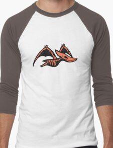 Fossil dinosaurs Men's Baseball ¾ T-Shirt