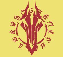 Darksiders Symbol (Red) One Piece - Short Sleeve
