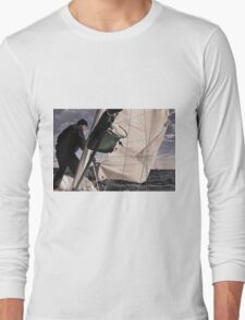 Sail On Long Sleeve T-Shirt