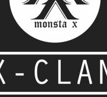 monstax x-clan origins  Sticker