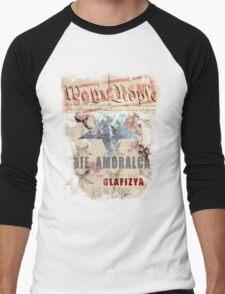 SOCIALISM Men's Baseball ¾ T-Shirt