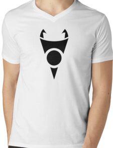 Irken Invader Symbol (Black) Mens V-Neck T-Shirt