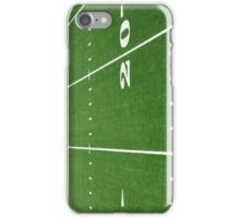Football Field Hash Marks iPhone Case/Skin