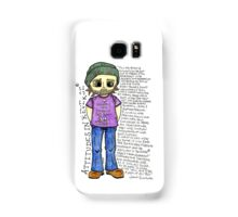 Jared's Story Samsung Galaxy Case/Skin