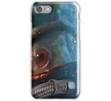 Scuba Fish iPhone Case/Skin