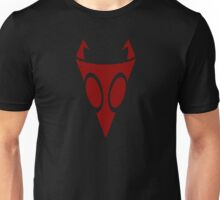 Irken Military Symbol (Red) Unisex T-Shirt