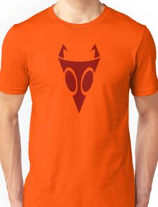 Irken Military Symbol (Red) Unisex T-Shirt