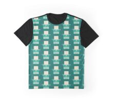 Minimalistic Typewriter II Graphic T-Shirt