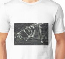 Pipes Unisex T-Shirt