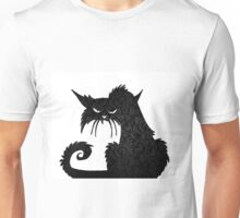 Angry kitty  Unisex T-Shirt