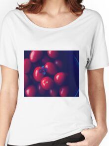 cherry tomatoes Women's Relaxed Fit T-Shirt
