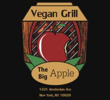 Vegan Grill - The Big Apple by Mattia Ilic