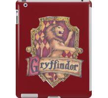 Gryffindor Crest iPad Case/Skin