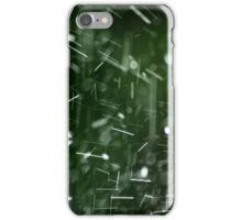 Heavy rain iPhone Case/Skin