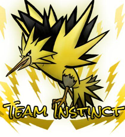 Team Thunder Bird Sticker