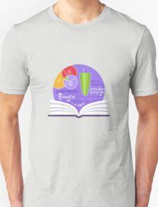 Mathematics Emblem Unisex T-Shirt