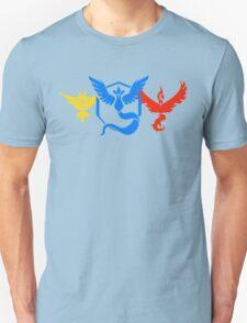 Pokemon Go Teams Unisex T-Shirt