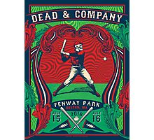 DEAD AND COMPANY SUMMER TOUR 2016 FENWAY PARK BOSTON ,MA Photographic Print