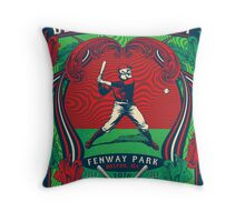 DEAD AND COMPANY SUMMER TOUR 2016 FENWAY PARK BOSTON ,MA Throw Pillow