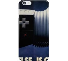 Power Glove iPhone Case/Skin