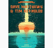 DAVE MATTHEWS BAND SUMMER TOUR CANANDAIGUA,NEW YORK Unisex T-Shirt