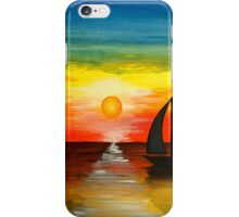 Tequila Sunset iPhone Case/Skin