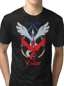 Knights of Valor Tri-blend T-Shirt