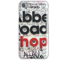 Abbey Road iPhone Case/Skin