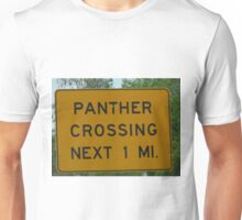 Panther Crossing Unisex T-Shirt